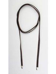 Necklace wrap choker