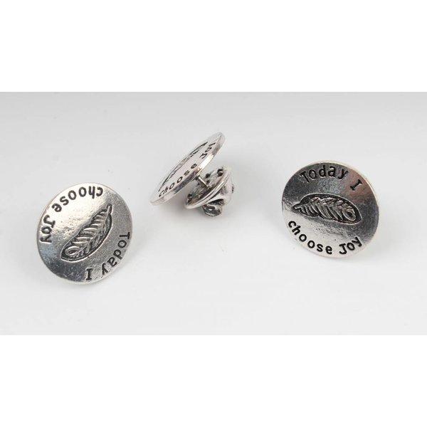 Fashion Pin veer per 3st. (382647)