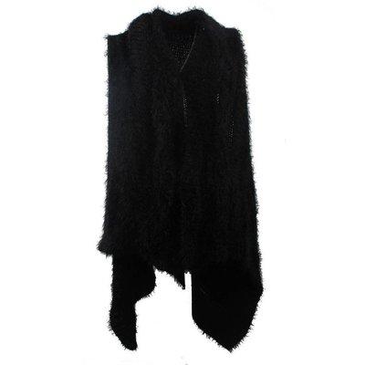 Vest soft zwart (885162)