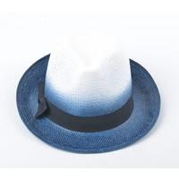 Panamahoed blauw dip dey