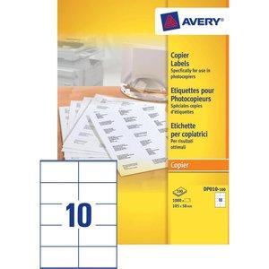 Avery DP010-100