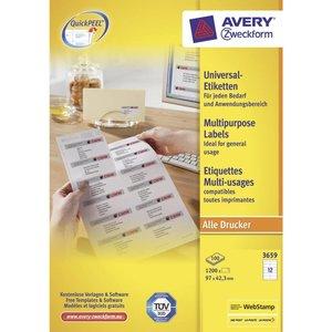 Avery 3659