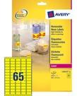 Avery L7651Y-25