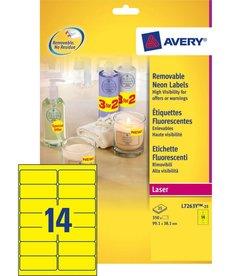 Avery L7263Y-25