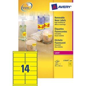 Avery L7263Y-100