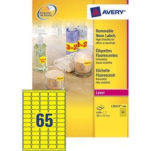Avery L7651Y-100