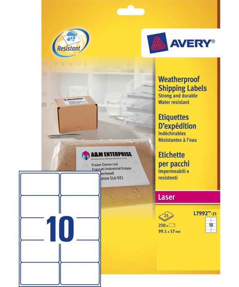 Avery L7992-25