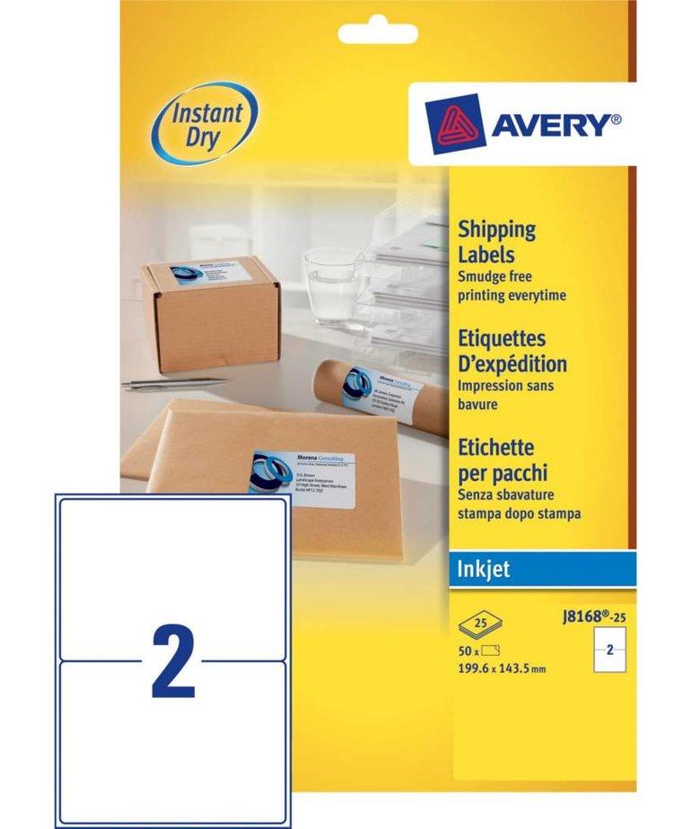 Avery J8168-25