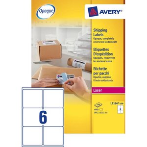 Avery L7166-100