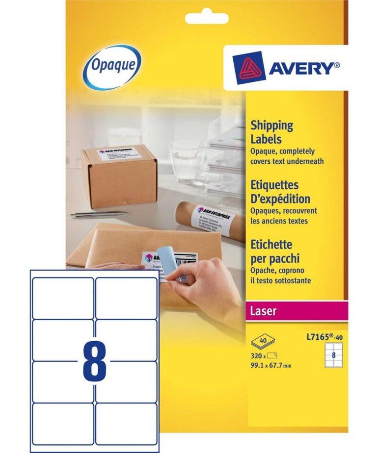 Avery L7165-40