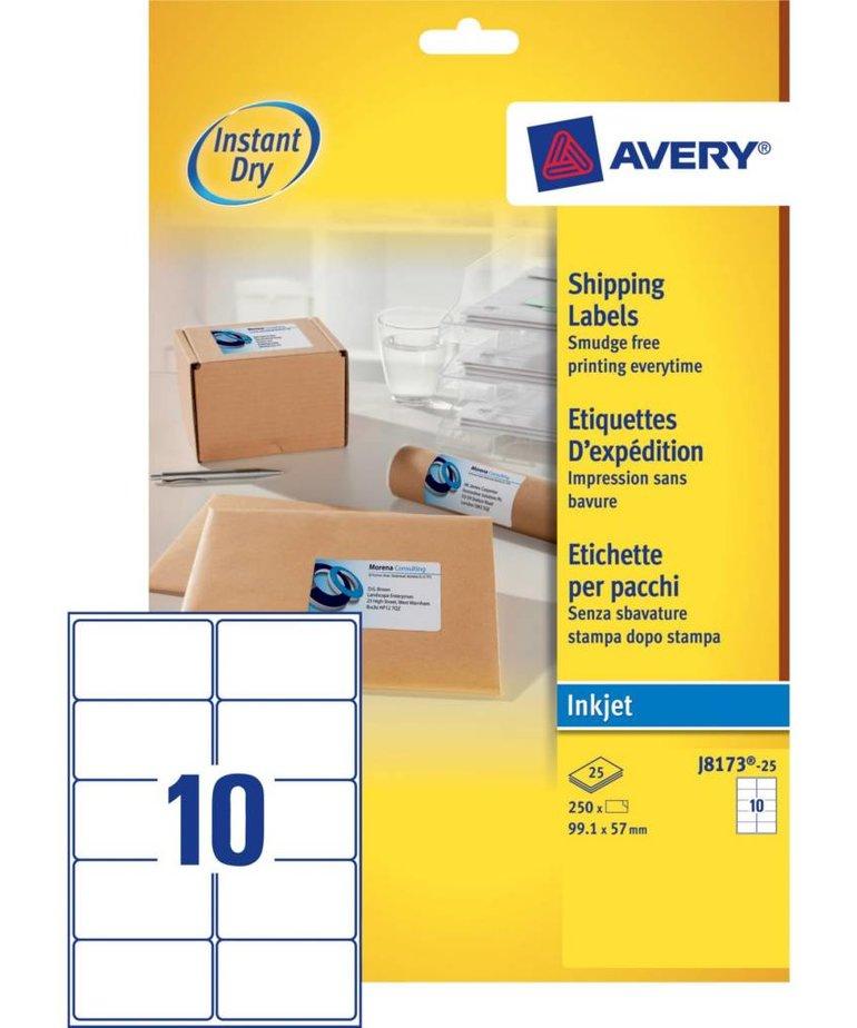 Avery J8173-25