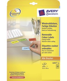 Avery L6037-20