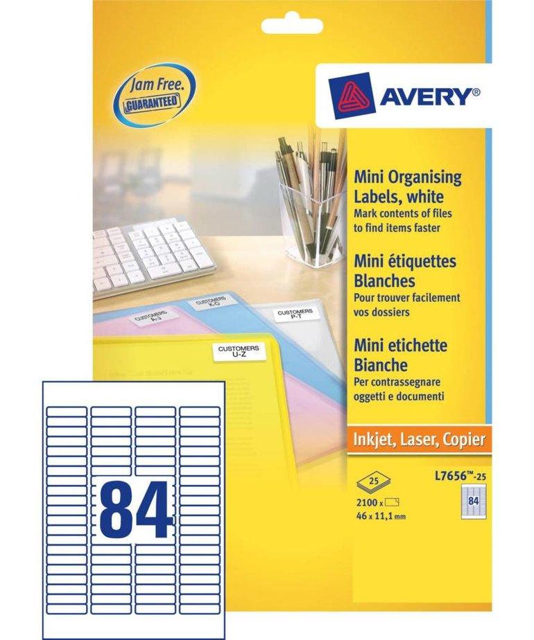 Avery L7656-25