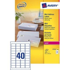Avery L7654-100