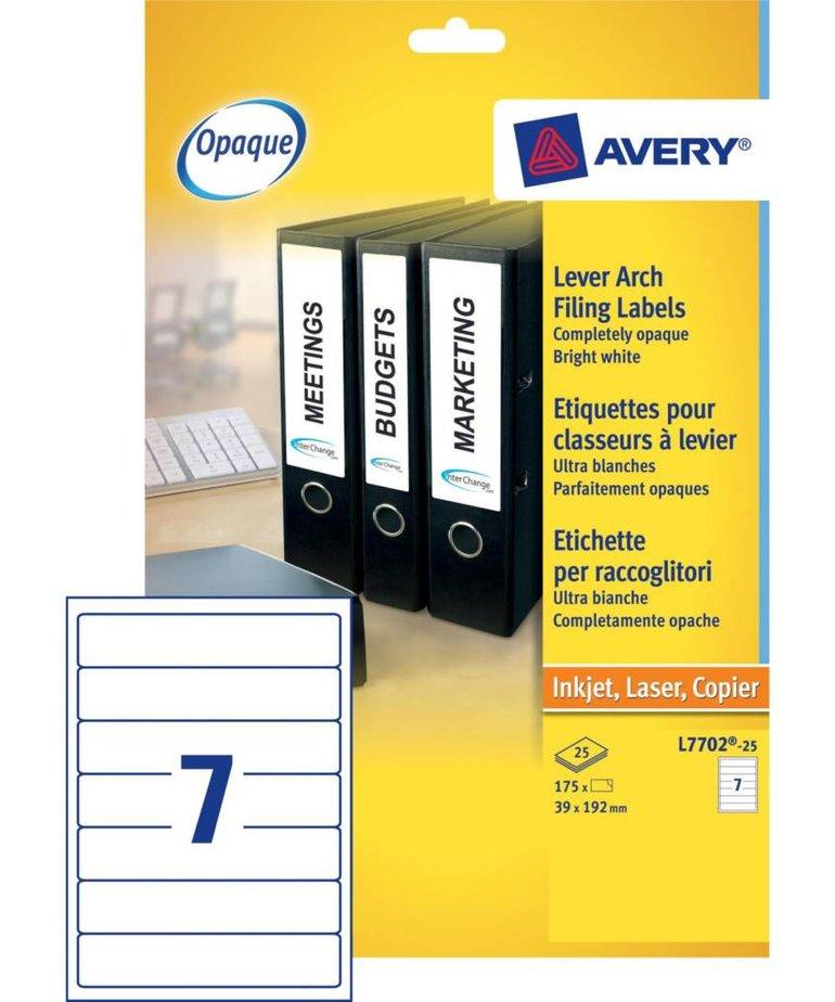 Avery L7702-25