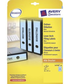 Avery L4749-20