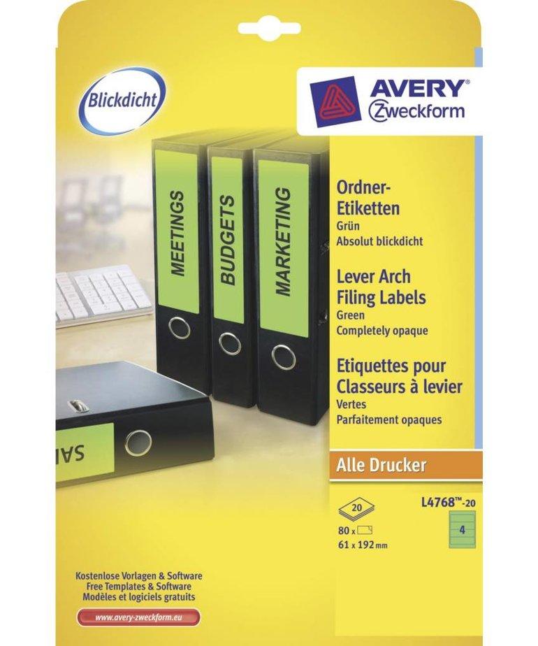 Avery L4768-20