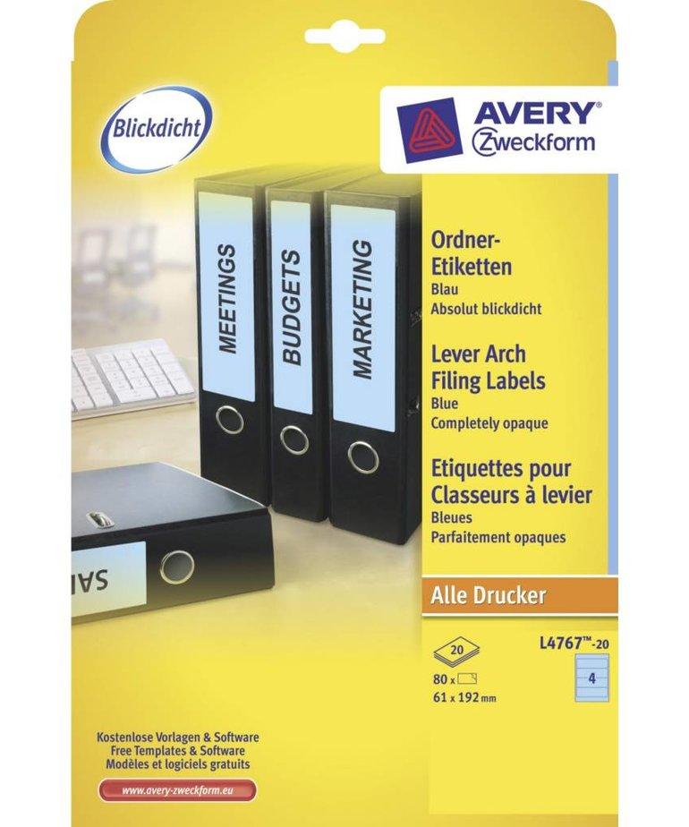 Avery L4767-20