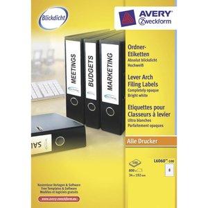 Avery L6060-100