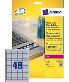 Avery L6009-20