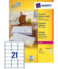 Avery LR7160-100