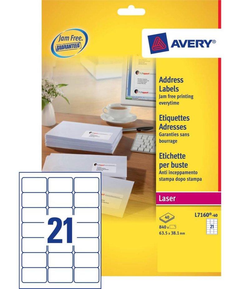 Avery L7160-40