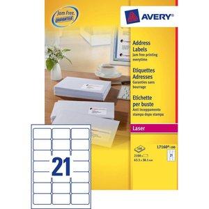 Avery L7160-100