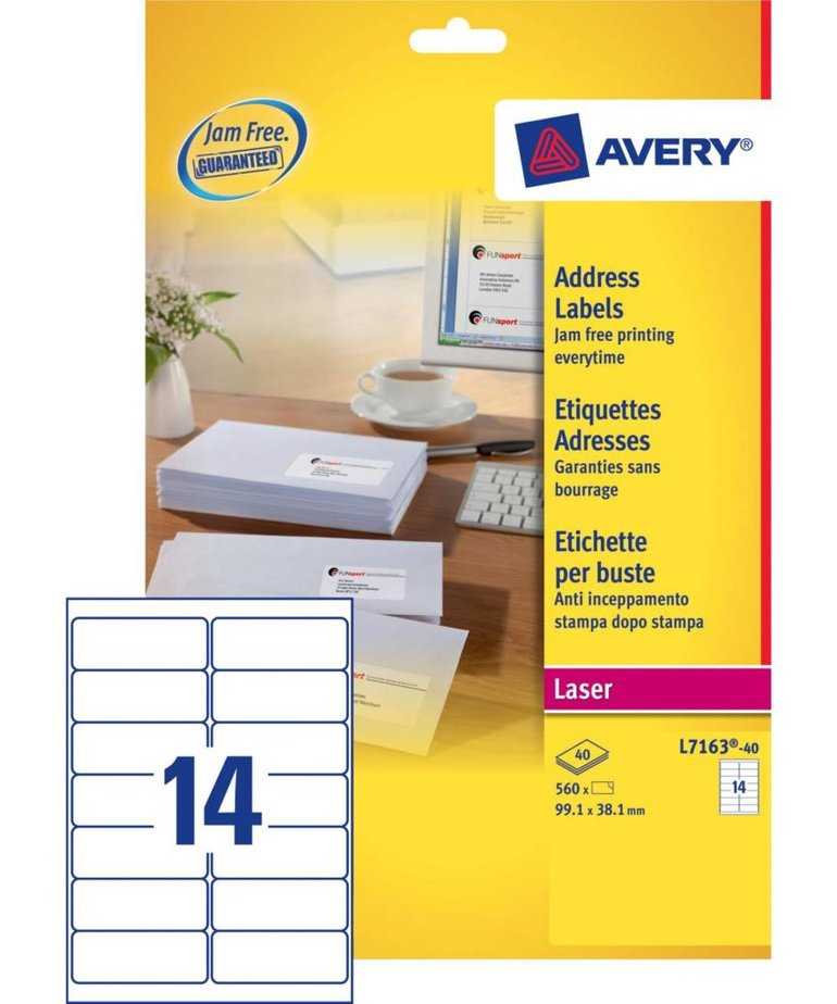 Avery L7163-40