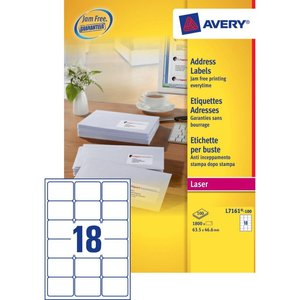 Avery L7161-100