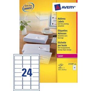 Avery L7159-250