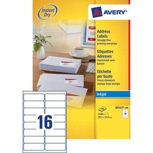 Avery J8162-100