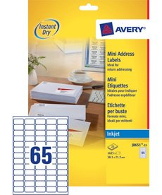 Avery J8651-25