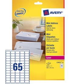 Avery L7651-25