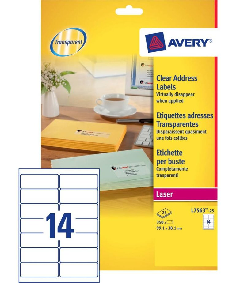 Avery L7563-25