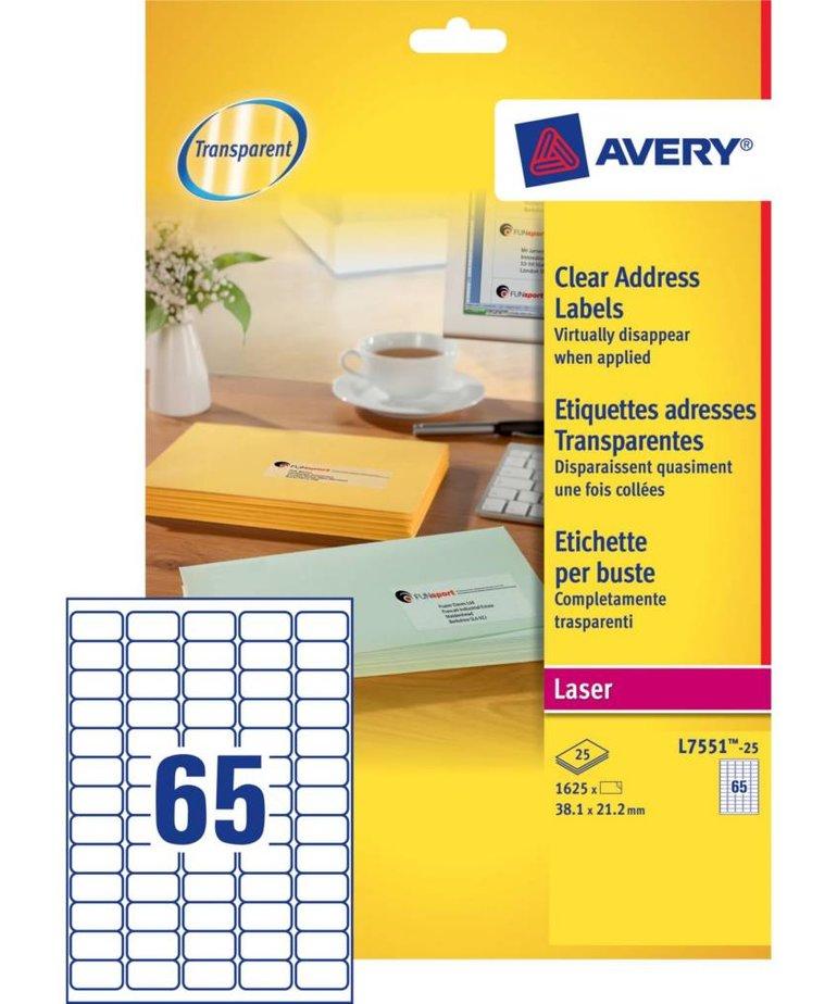 Avery L7551-25