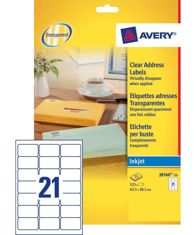 Avery J8560-25