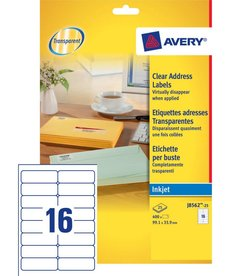 Avery J8562-25