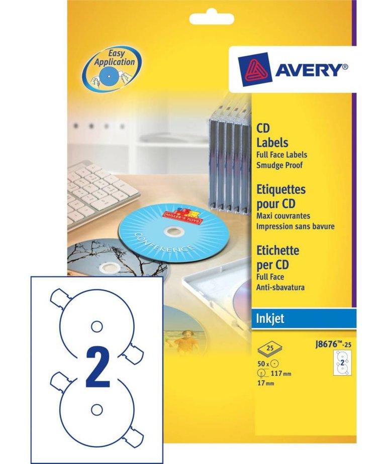 Avery J8676-25