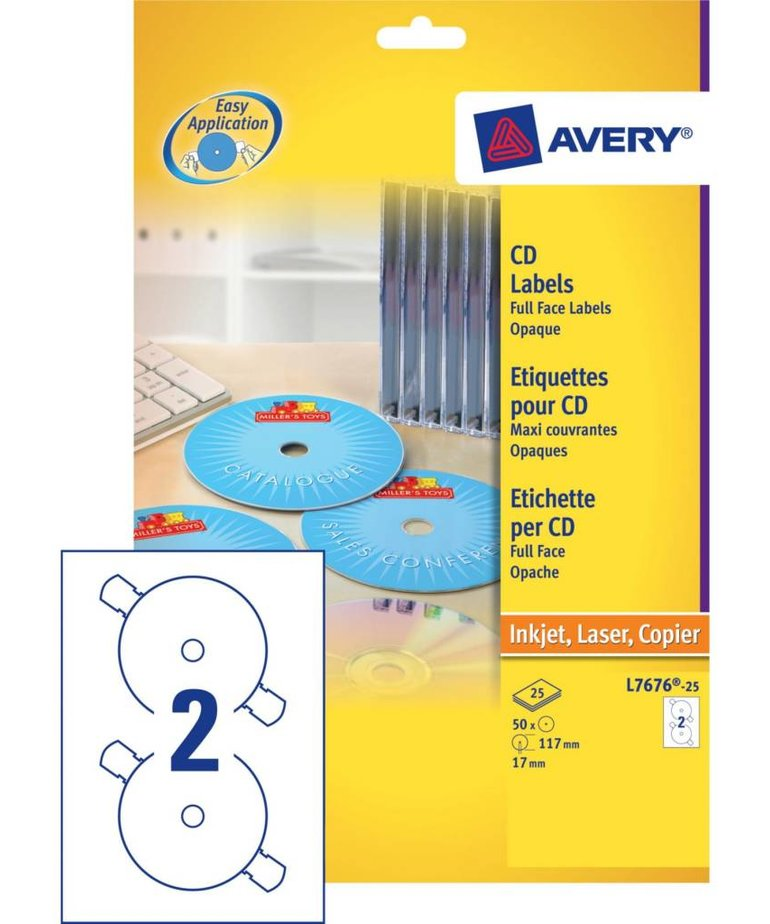 Avery L7676-25