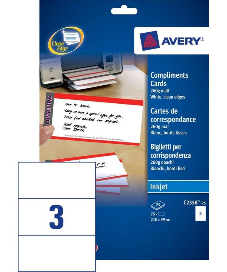 Avery C2358-25