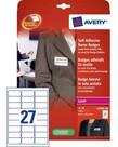 Avery L4784-20