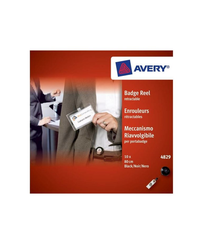 Avery 4829