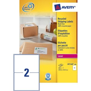 Avery LR7168-100