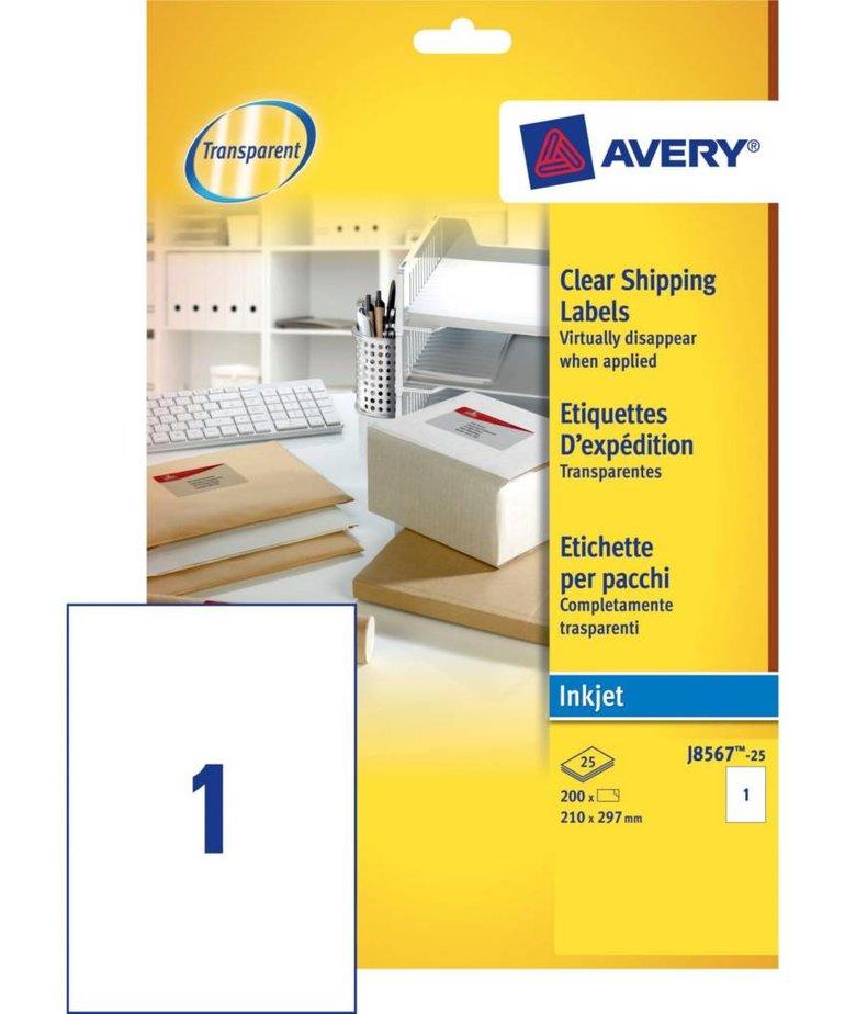 Avery J8567-25