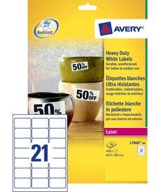 Avery L7060-20