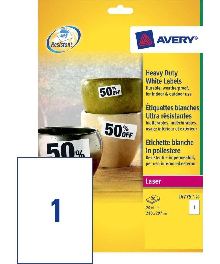 Avery L4775-20