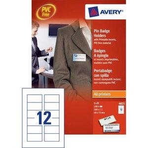 Avery 4821