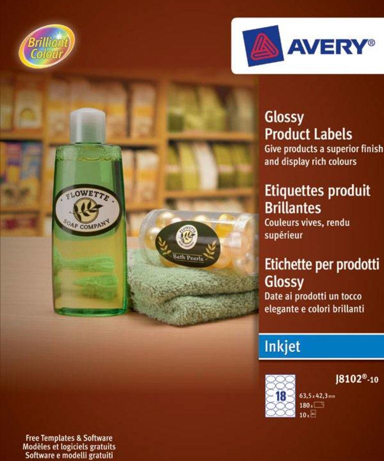 Avery J8102-10