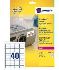 Avery L6140-20