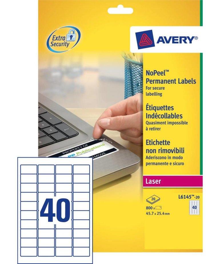 Avery L6145-20